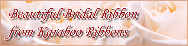 Bridal Ribbon