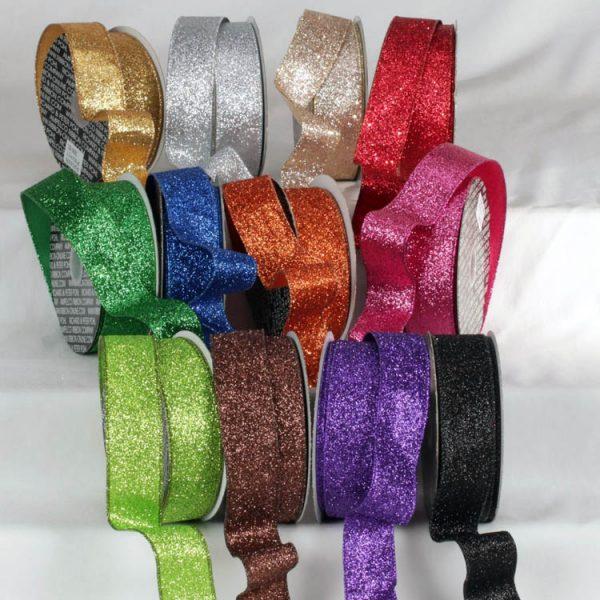 Holiday Sparkle Ribbon