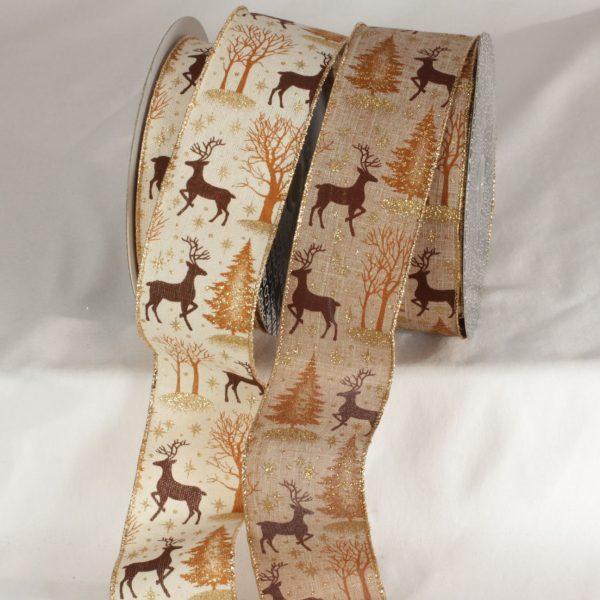 Deer Ribbon