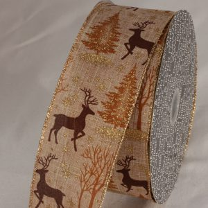 Deer Ribbon