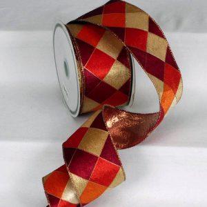 Harlequin Velvet Ribbon 3