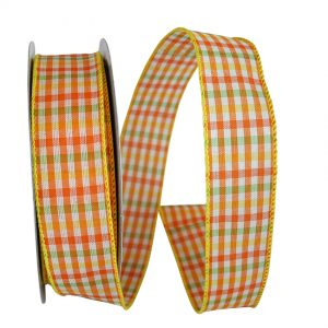 CITRUS GINGHAM CHECK -09