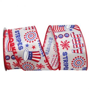 FOURTH OF JULY RIBBON