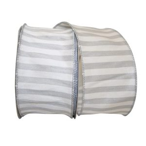 CABANA STRIPE DUPIONI WIRED