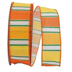 CABANA PARTY STRIPES-YELLOW