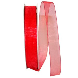 Chiffon Mono Sheer Ribbon