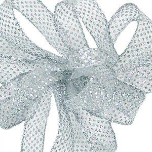 Silver Bolton Ribbon