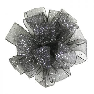 Cosmic Sheer Ribbon Wire Edge