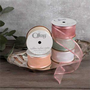 Charisse ribbon rolls