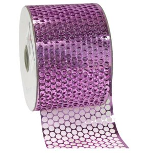 CHICAGO MAUVE RIBBON