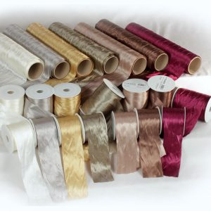 Crush Satin Ribbon