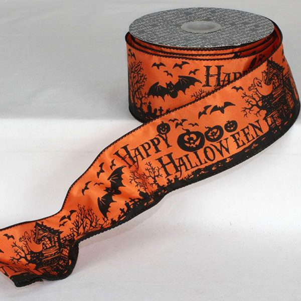 HAUNTED HOUSE RIBBON