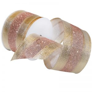 Morex Ribbon Dimensions Ribbon, French Wired Polyester