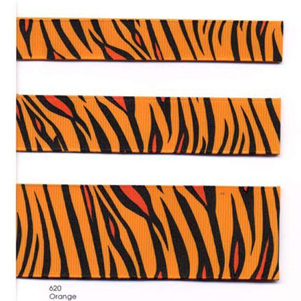 tiger color card