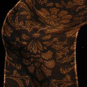 Indian Sheer Print Ribbon
