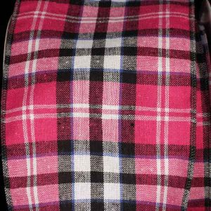 112-12762 PINK PLAID KILT