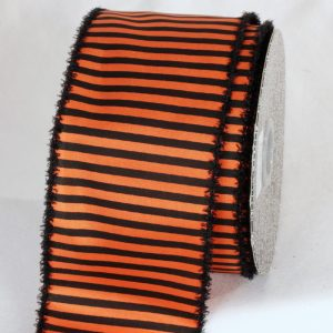 Black Stripes Ribbon