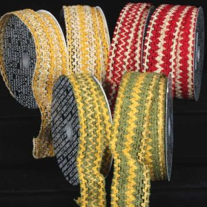 Chenille Ribbon