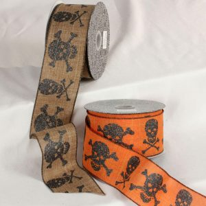skull ribbons all colors