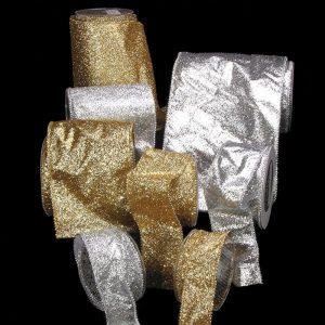 beaded metallic