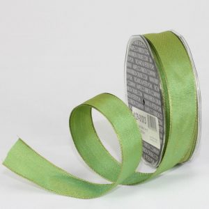 SEA MIST TAFFETA RIBBON