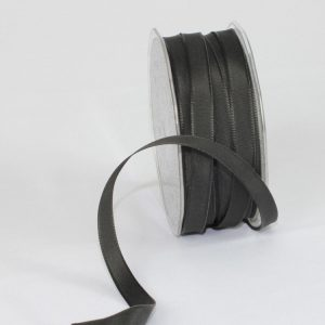black taffeta Ribbon
