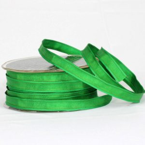 EMERALD TAFFETA RIBBON