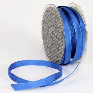 "3/8"" ROYAL BLUE TAFFETA RIBBON"