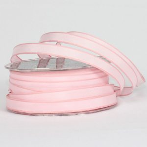 SOFT PINK TAFFETA RIBBON